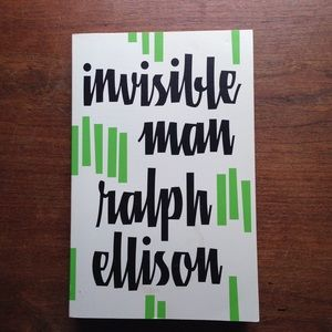 "Ralph Ellison ""Invisible Man"""